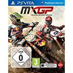 MX GP / Die offizielle Motocross / Simulation [PlayStation Vita]